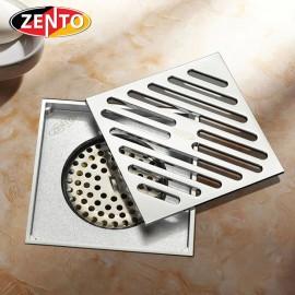 Thoát sàn chống mùi và côn trùng Zento ZT579 (120x120mm)